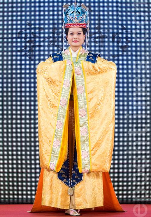 Участница Ли Цзяньвэнь. Фото: Чэнь Байчжоу/Великая Эпоха (The Epoch Times)