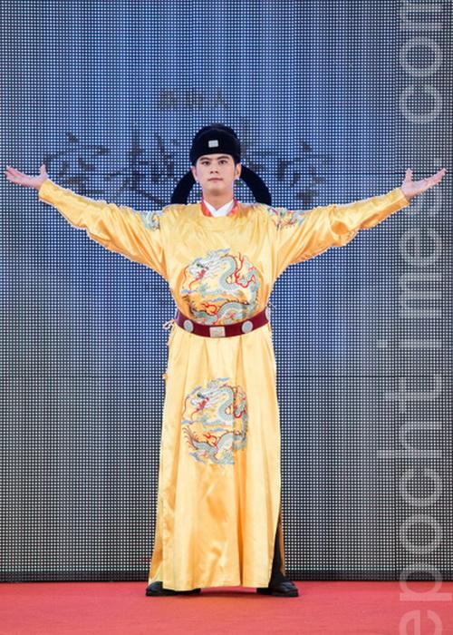 Участник Цзян Чанюй. Фото: Чэнь Байчжоу/Великая Эпоха (The Epoch Times)