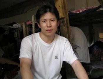 Активист Сюй Чжиюн недавно был арестован в Китае. Фото с сайта www.theepochtimes.com