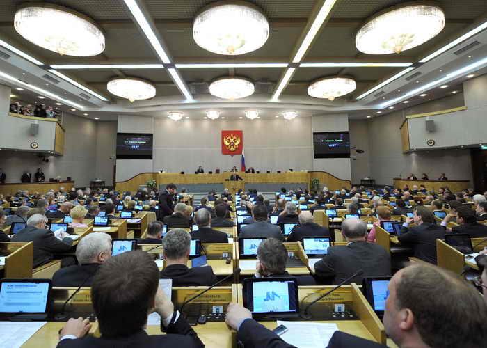 Депутаты внесли предложение о пожизненном заключении за теракты. Фото: KIRILL KUDRYAVTSEV/AFP/Getty Images