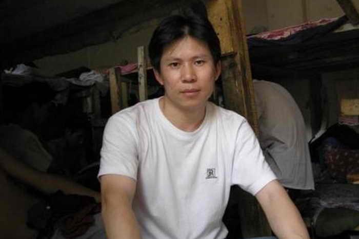 Правозащитник Сюй Чжиюн в конце января был приговорён к четырём годам лишения свободы по сфабрикованному обвинению. Фото с сайта weibo.com