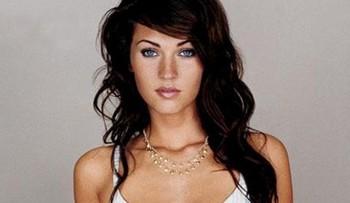 Американская актриса и модель Меган Фокс. Фото с focus.ua