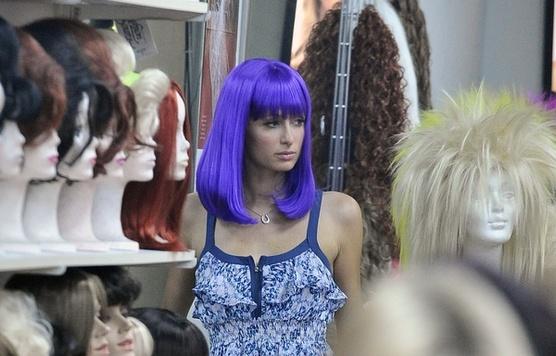 Пэрис Хилтон и ее новый стиль.Фото с allnews4.me