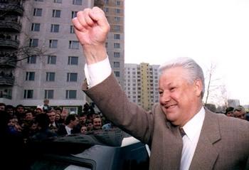 НТВ представит фильм «Ельцин. Три дня в августе»