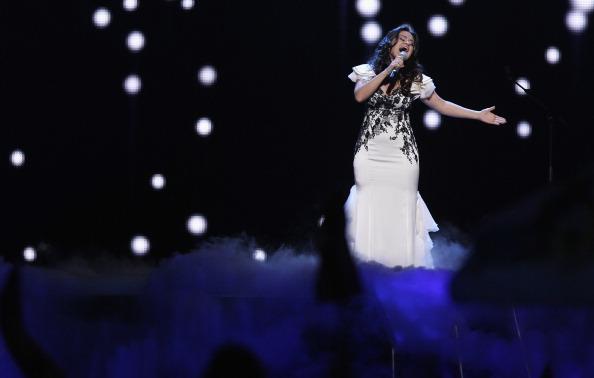 Фоторепортаж. На «Евровидении-2011» стартовал  первый полуфинал. Алексей Воробьев вышел в финал. Фото: Sean Gallup/Getty Images