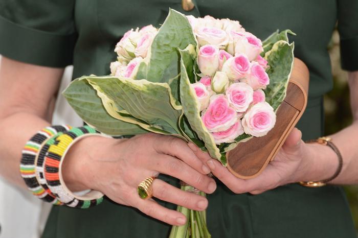 Конкурс цветов Concours de Bouquets открылся в Монако. Фоторепортаж. Фото: Pascal Le Segretain/Getty Images