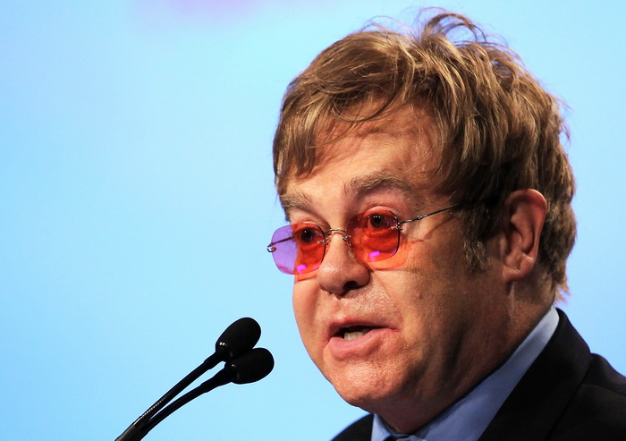 Elton John. Фото:  Alex Wong/Getty Images