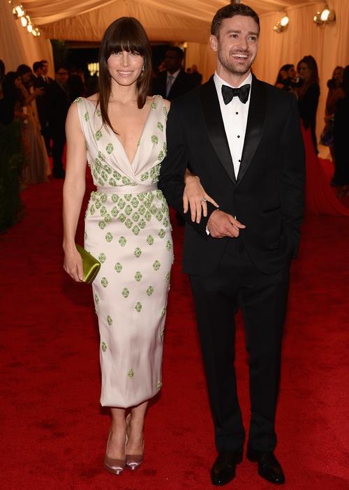 Джастин Тимберлейк и Джессика Бил. Фото: Jessica Biel; Justin Timberlake