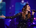 Выступление певцов на благотворительном телемарафоне MDA в Лос-Анджелесе. Фоторепортаж. Фото: Mark Davis/Getty Images