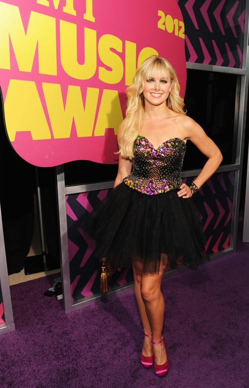 Участники CMT Music awards. Laura Bell Bundy. Фоторепортаж из  Нэшвилла. Фото: Rick Diamond/Getty Images for CMT
