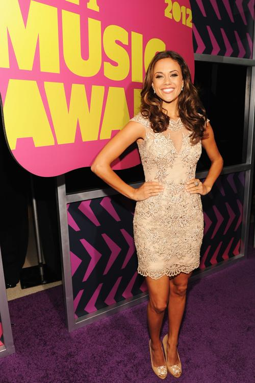 Участники CMT Music awards. Jana Kramer. Фоторепортаж из  Нэшвилла. Фото: Rick Diamond/Getty Images for CMT
