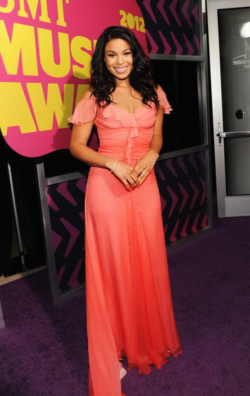 Участники CMT Music awards. Jordin Sparks. Фоторепортаж из  Нэшвилла. Фото: Rick Diamond/Getty Images for CMT