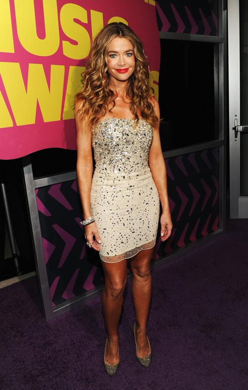 Участники CMT Music awards. Denise Richards.  Фоторепортаж из  Нэшвилла. Фото: Rick Diamond/Getty Images for CMT