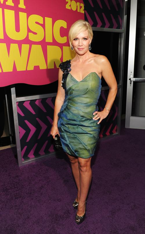 Участники CMT Music awards. Jennie Garth. Фоторепортаж из  Нэшвилла. Фото: Rick Diamond/Getty Images for CMT