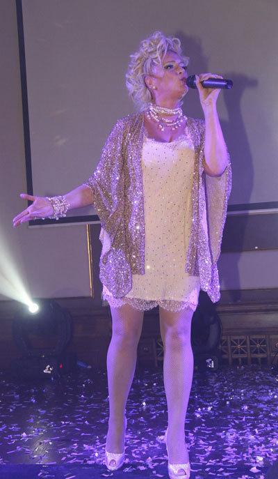 Наталия Гулькина презентовала сольный альбом «Сама по себе». Фото предоставлено пресс-службой Натальи Гулькиной