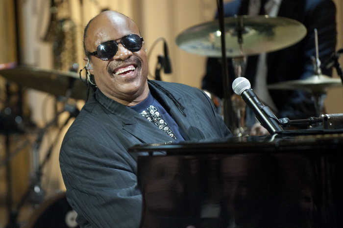 Stevie Wonder.  Фото: Kevin Dietsch-Pool/Getty Images