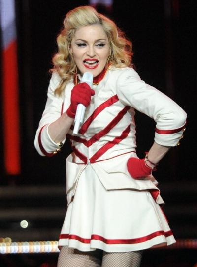 Мадонна. Фото: Chris McKay/WireImage