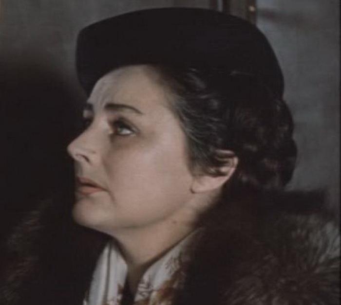 Актриса Юнона Карева. Фото:  kino-teatr.ru