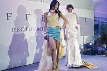 В национальном конкурсе «Миссис Вселенная» победительницей стала москвичка Иветта Шевченко. Фото с сайта profinews.com.ua