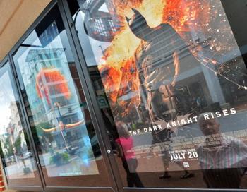 Парижская премьера нового «Бэтмена» отменена из-за бойни в США. Фото:  JEWEL SAMAD/AFP/GettyImages