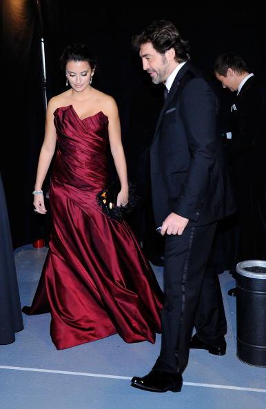Пенелопа Крус  и Хавьер Бардем сыграли свадьбу.Фото: Carlos Alvarez/Getty Images