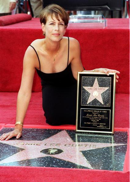 Джейми ли Кертис - дочь Тони Кертиса. Фото: Vince Bucci/Getty Images