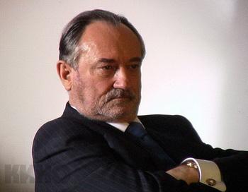 Богдан Ступка. Фото с сайта  kafanews.com