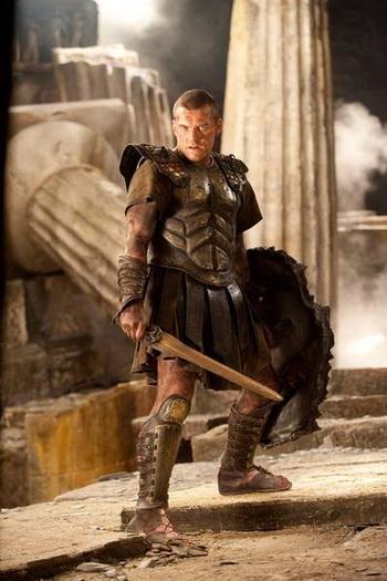Новый герой кино: Сэм Уортинтон в роли полубога Персея. Фото с сайта epochtimes.de