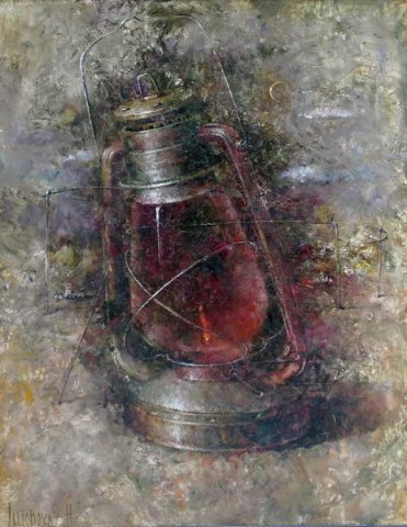 Мастер класс живописи маслом в одессе