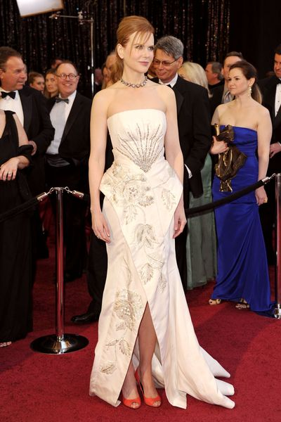 83-я церемония вручения призов Киноакадемии США «Оскар». Николь Кидман. Фото: John Shearer/Getty Images