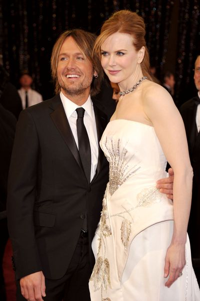 83-я церемония вручения призов Киноакадемии США «Оскар». Николь Кидман с супругом Китом Урбаном. Фото: John Shearer/Getty Images