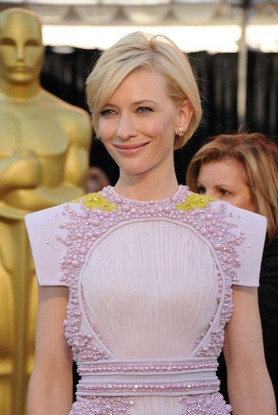 83-я церемония вручения призов Киноакадемии США «Оскар». Кейт Бланшетт. Фото: Jason Merritt/Getty Images