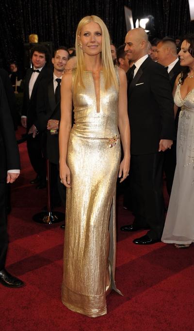 83-я церемония вручения призов Киноакадемии США «Оскар». Гвинет Пэлтроу. Фото: John Shearer/Getty Images