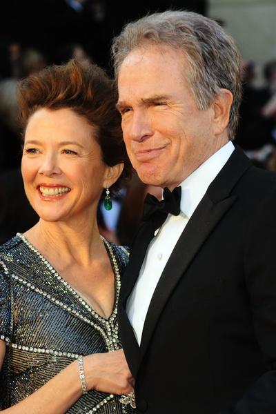 83-я церемония вручения призов Киноакадемии США «Оскар». Аннетт Бенинг и Уоррен Битти. Фото: Frazer Harrison/Getty Images