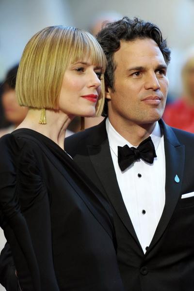 83-я церемония вручения призов Киноакадемии США «Оскар». Марк Руффало и Санрайз Когни. Фото: John Shearer/Getty Images