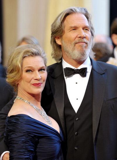 83-я церемония вручения призов Киноакадемии США «Оскар». Джефф Бриджес и Сюзан Бриджес. Фото: John Shearer/Getty Images