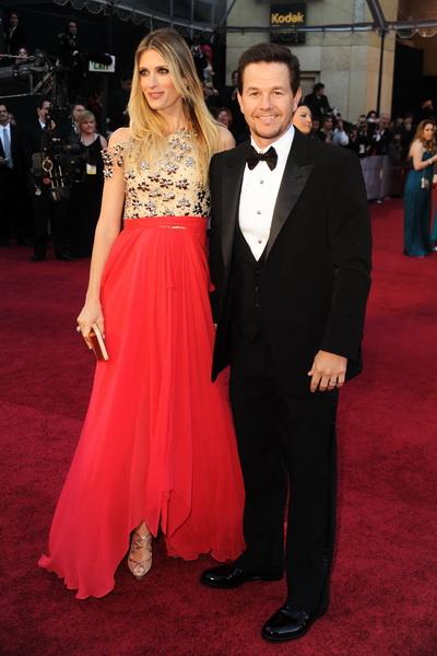 83-я церемония вручения призов Киноакадемии США «Оскар». Марк Уолберг и Ри Дюрэм. Фото: Frazer Harrison/Getty Images