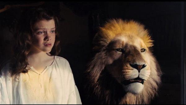 Кадр из фильма «Хроники Нарнии: Покоритель зари». Фото с сайта online.no
