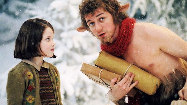 Кадр из фильма «Хроники Нарнии: Лев, ведьма и волшебный шкаф». Фото с сайта bbc.co.uk