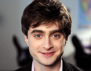 Актер Дэниэл Рэдклифф. Фото: Andrew H. Walker/Getty Images