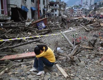 Провинция Сычуань после землетрясения в 2008