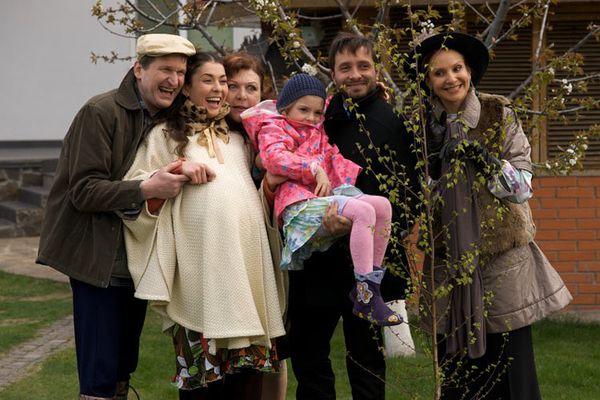 Кадр из сериала «Сваты». Фото с сайта ruskino.ru