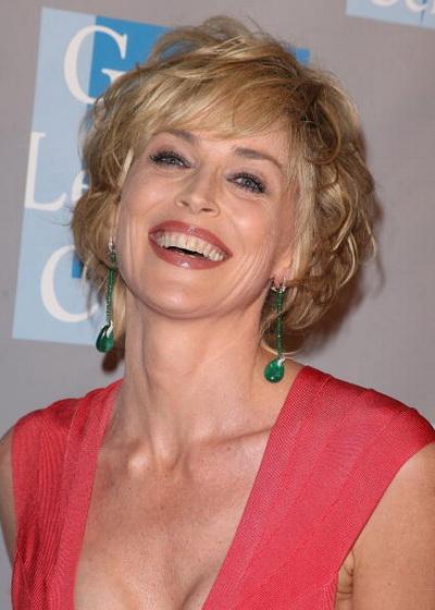 Актриса Шэрон Стоун в Калифорнии. Фото: Jason Merritt/Getty Images