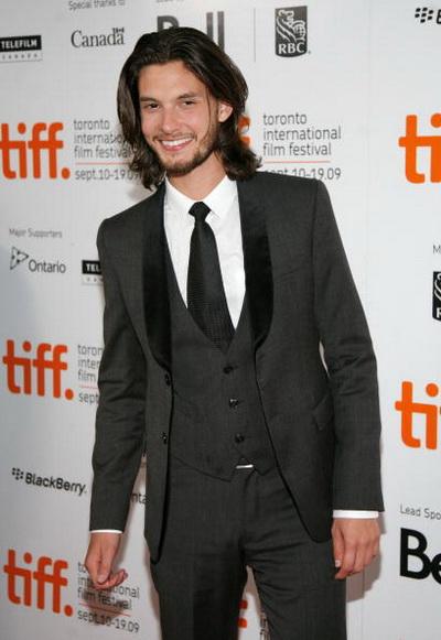 Бен Барнс на Международном кинофестивале в Торонто 2009, где проходил показ фильма «Дориан Грей». Фото: Malcolm Taylor/Getty Images