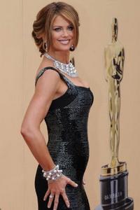 ФОТОРЕПОРТАЖ. 82-я церемония вручения «Оскара». Бывшая модель Кэти Айрленд. Фото: MARK RALSTON/AFP/Getty Images)