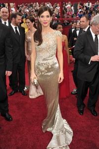 ФОТОРЕПОРТАЖ. 82-я церемония вручения «Оскара». Актриса Сандра Баллок. Фото: John Shearer/Getty Images