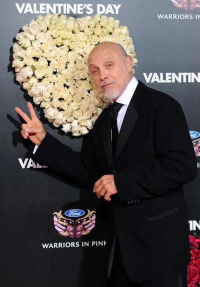 Премьера фильма «День Святого Валентина» в Голливуде, Калифорния. Актер Гектор Элизондо. Фото: GABRIEL BOUYS/AFP/Getty Images
