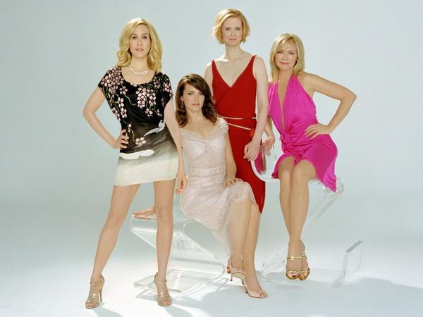 Четыре подруги из фильма «Секс в большом городе 2» - Кэрри, Шарлота, Миранда и Саманта. Фото с сайта zastavki.com