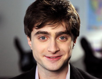 Исполнитель главной роли в фильмах о Гарри Потере Дэниэл Рэдклифф. Фото: Andrew H. Walker/Getty Images