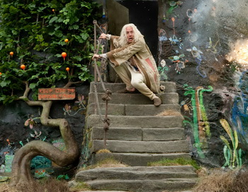 Кадр из фильма «Гарри Поттер и Дары смерти: Первая часть». Фото с сайта kinotour.ru
